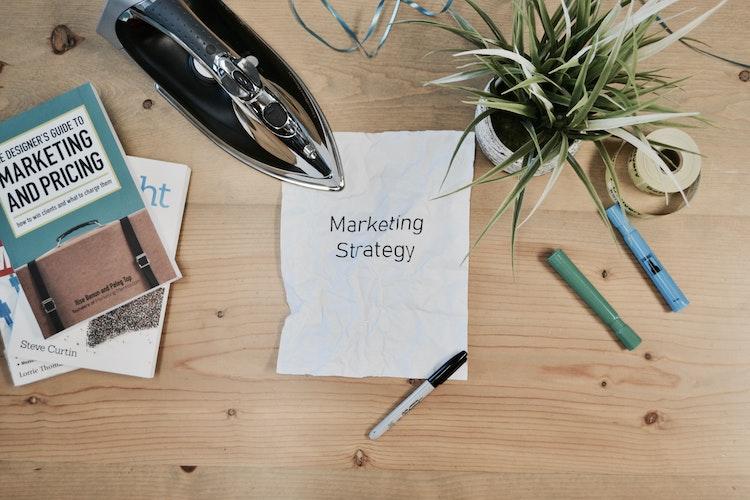 Planung einer Marketing-Strategie