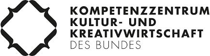 Logo Kompetenzzentrum Kultur- und Kreativwirtschaft des Bundes